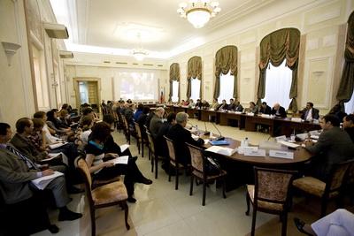 """Заседание Ассоциации """"Гражданский контроль"""" и членов ЦИК"""