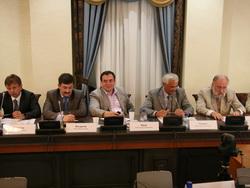 Председатель ЦИК России В.Е. Чуров принял участие в работе Общественной палаты Российской Федерации
