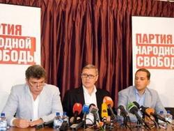 Рыжков считает бессмысленным оспаривать отказ в регистрации ПарНаС
