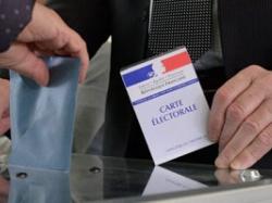 О первом туре президентских выборов во Франции