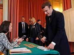Об итогах президентских выборов во Франции
