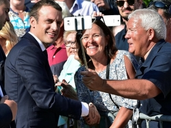 Движение Макрона получило абсолютное большинство мест в парламенте Франции
