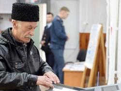 Наблюдатели позитивно оценивают участие крымских татар в выборах президента